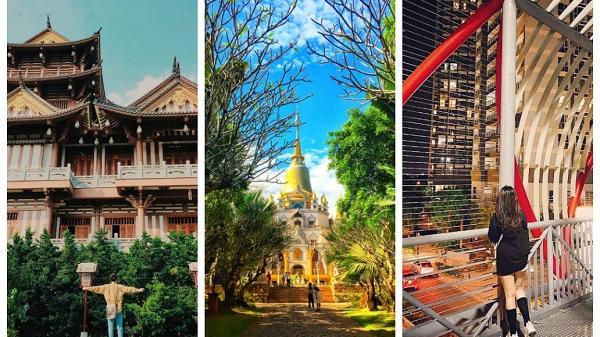 Nếu có du lịch Sài Gòn dịp 30/4 và 1/5, nhớ ghé thăm 3 VƯƠNG QUỐC NGOẠI NHẬP 'đẹp quên lối về' này nhé!