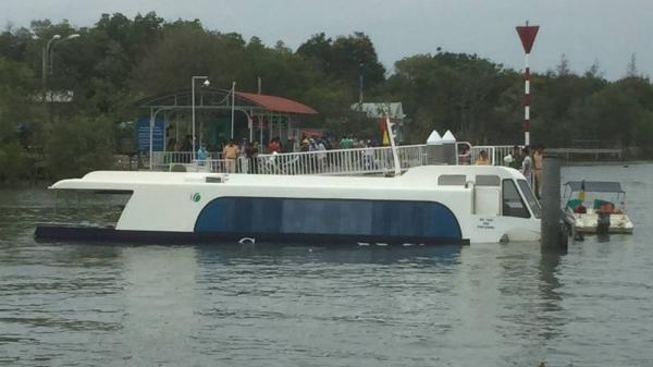 Tàu cao tốc gặp nạn trên biển Cần Giờ, hơn 40 hành khách thoát chết