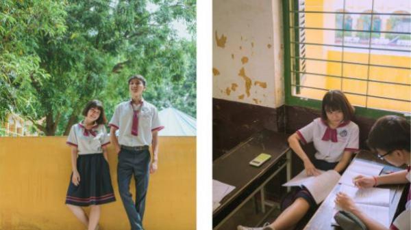 """Giả vờ nhắn """"chị chào em"""", nữ sinh học giỏi """"cưa đổ"""" hot boy cao 1m82 của trường Trưng Vương, Sài Gòn"""
