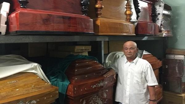 Cái chết cô đơn của nghệ sĩ nổi tiếng qua lời kể của người mai táng ở Sài Gòn