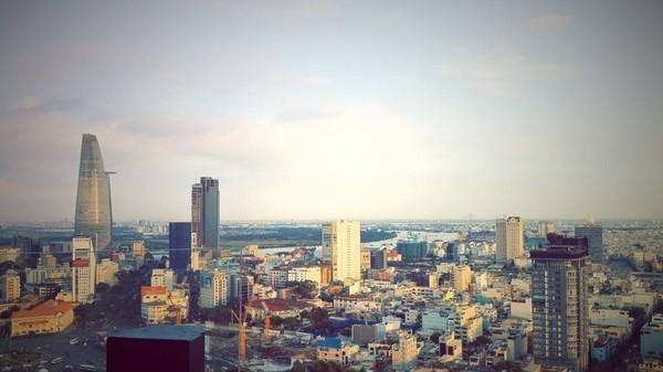 Sài Gòn mới mẻ và đáng yêu trong mắt người xứ Bắc