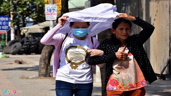 Sài Gòn sắp nắng nóng 38 độ C