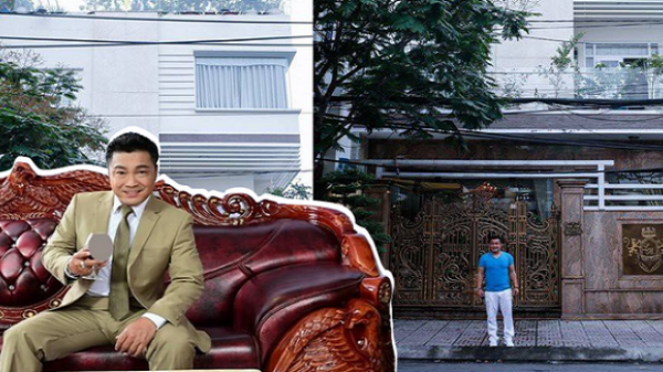 Biệt thự rộng 700m2, sang trọng như khách sạn 5 sao của Lý Hùng ở Sài Gòn