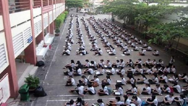 """Vòng tròn khép kín của ngôi trường """"kỷ luật thép"""" ở Sài Gòn"""