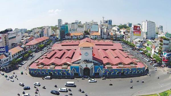 Chợ - Biểu tượng đa nguyên sống động của Sài Gòn
