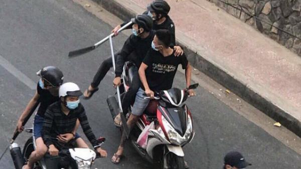 Hai nhóm thanh niên hỗn chiến kinh hoàng ở Sài Gòn, nhiều người trọng thương