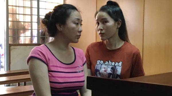 Hoa khôi môi giới bán dâm nghìn đô ở Sài Gòn lĩnh án