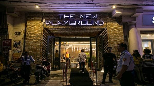 Những hình ảnh đầu tiên của The New Playground 'khu mua sắm nằm dưới lòng đất đầu tiên' của giới trẻ Sài Gòn
