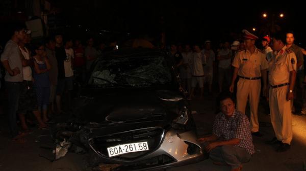 Ô tô gây tai nạn liên hoàn trong đêm 30/4: 6 nạn nhân trong cùng 1 gia đình, 1 người đã qua đời, 1 thai phụ nguy kịch