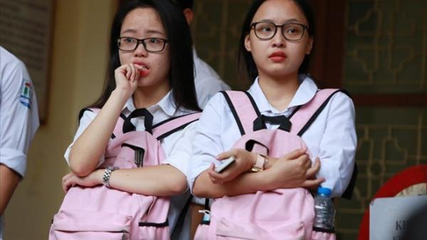 Học sinh hoang mang trước thay đổi trong đề thi THPT quốc gia 2018