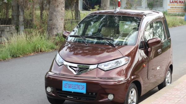 Chiếc ô tô 'made in Việt Nam' hoàn chỉnh giá 500 triệu đồng của người đàn ông Sài Gòn có gì đặc biệt?
