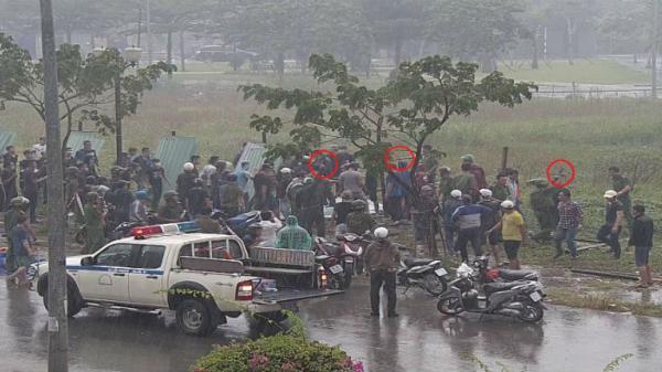 Khu đất ở Sài Gòn bán hàng loạt người, cả trăm giang hồ chực chờ…hỗn chiến