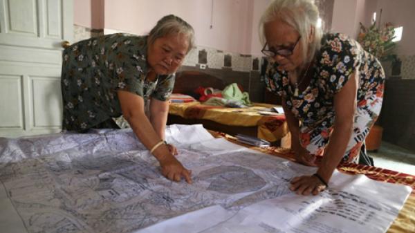 Đoàn người ở TP HCM 12 lần ra khiếu kiện, tạo nên 'làng' Thủ Thiêm giữa lòng Hà Nội