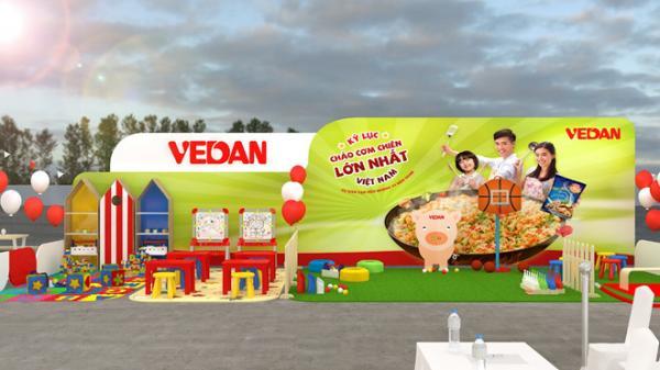 Sự kiện ẩm thực miễn phí với chảo cơm chiên khổng lồ tại TP.HCM