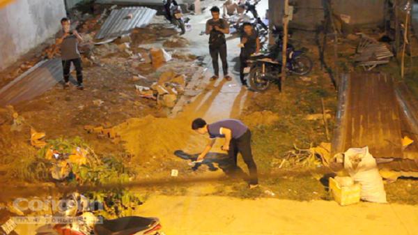 Truy tìm hung thủ đâm chết người ở ngoại ô Sài Gòn