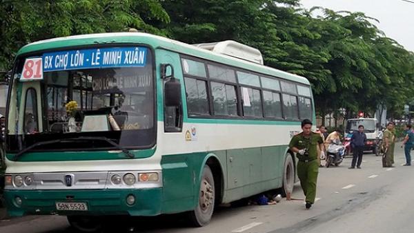 Xe buýt tông chết người đàn ông 37 tuổi ở Sài Gòn