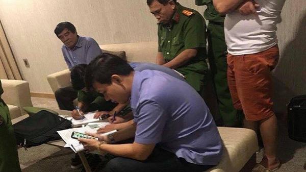 """Phó chủ tịch VFF nêu lý do và phủ nhận thông tin """"mua dâm ở khách sạn"""" tại Sài Gòn"""