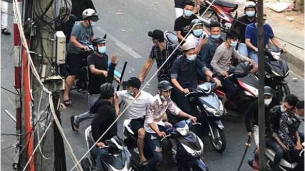 TP.HCM: Bắt giam 5 đối tượng trong vụ hỗn chiến kinh hoàng trên đường Hoàng Sa