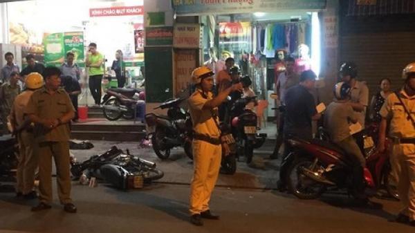 Hai thanh niên bị đ.âm khi đuổi bắt cướp ở Sài Gòn