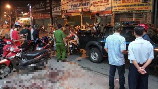 TP.HCM: Nhân chứng kể phút kinh hoàng cướp đâm gục nhiều người để thoát thân