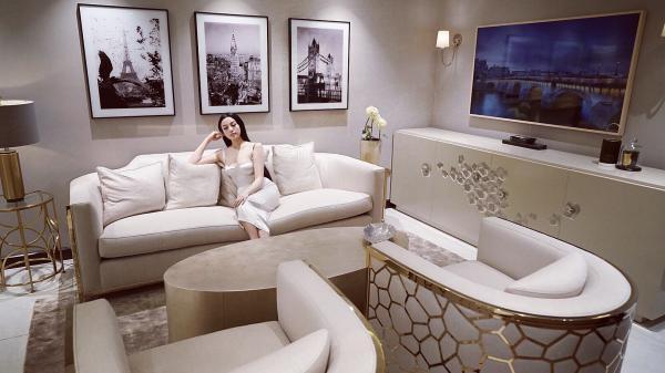 Cận cảnh ngôi nhà trị giá 5 triệu đô ngay giữa trung tâm Sài Gòn của Huyền Baby