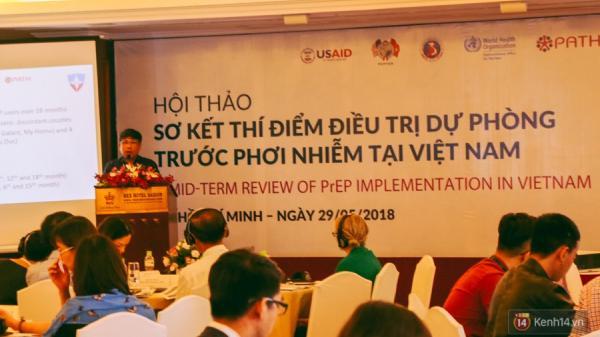 Tỷ lệ nhiễm HIV trong nhóm quan hệ tình dục đồng giới nam tăng cao ở Sài Gòn