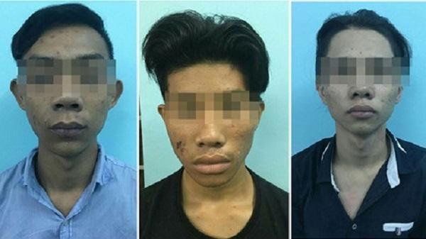 Nhóm cướp 16 tuổi dùng dao cướp của tình nhân ở TP. HCM