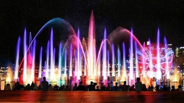 Tối mai, 5 thành phố trực thuộc Trung ương đồng loạt chiếu sáng nghệ thuật