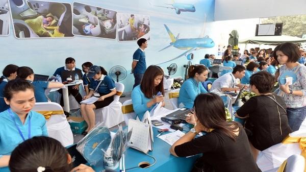 Vietnam Airlines mở bán nhiều vé siêu rẻ đến các điểm du lịch