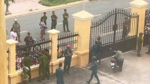 TP.HCM: Phóng viên và Kiểm sát viên bị hành hung ngay tại tòa