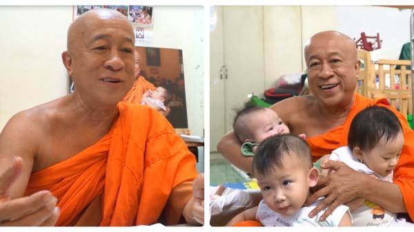 TP Hồ Chí Minh: Người cha đặc biệt của những đứa con bị bỏ rơi