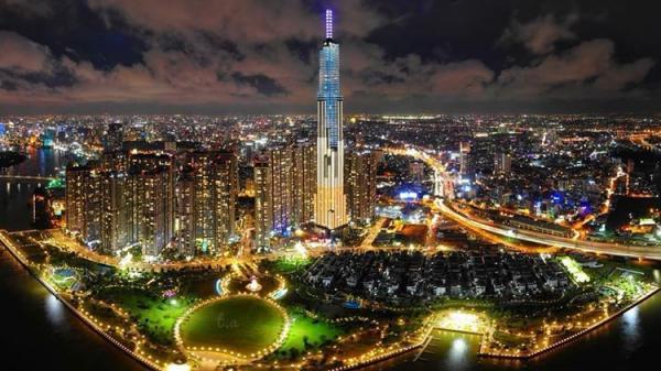 8 kỷ lục ấn tượng tại tòa tháp cao nhất Việt Nam - Landmark 81 ở Sài Gòn