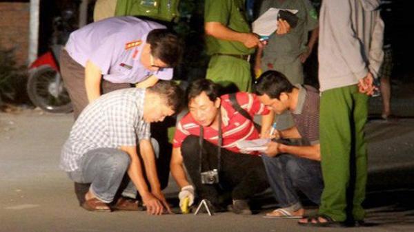 Nam thanh niên bị truy sát trước phòng trọ ở vùng ven Sài Gòn