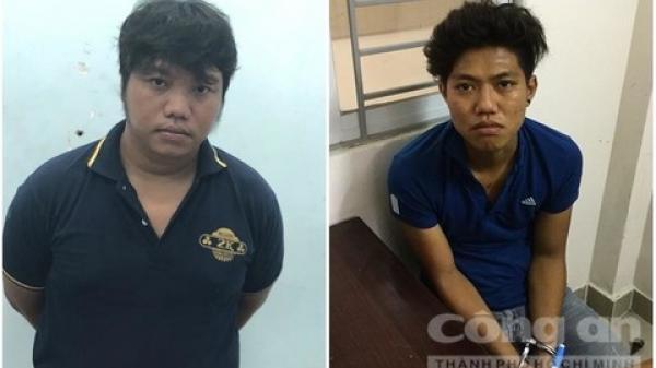 Băng cướp chuyên dùng búa đinh đập vào đầu nạn nhân để cướp ở Sài Gòn sa lưới