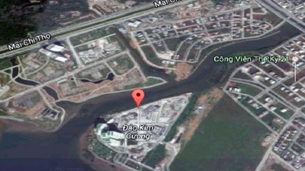 TP. HCM chi gần 500 tỷ xây cầu qua đảo Kim Cương