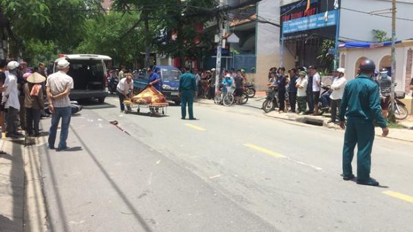 Va chạm với xe tải, 1 nam thanh niên tử vong tại Gò Vấp