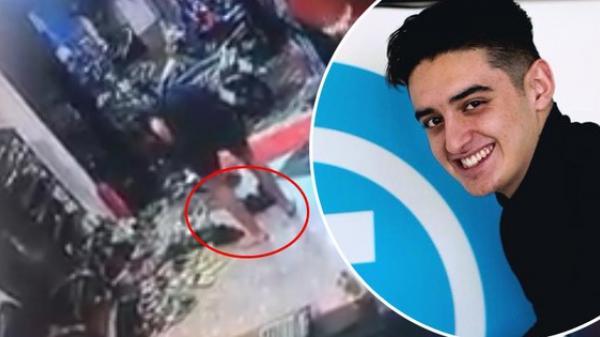 Chàng trai Pháp mất đôi giày 500 USD khi ăn trưa tại một hostel ở Sài Gòn, đăng clip từ camera an ninh nhờ cộng đồng tìm kẻ trộm
