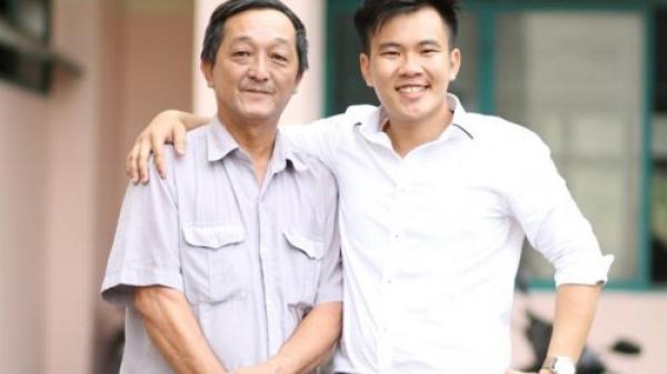 Tâm thư đầy xúc động về 2 bác bảo vệ sinh đôi siêu dễ thương được sinh viên Sài Gòn rần rần thả tim
