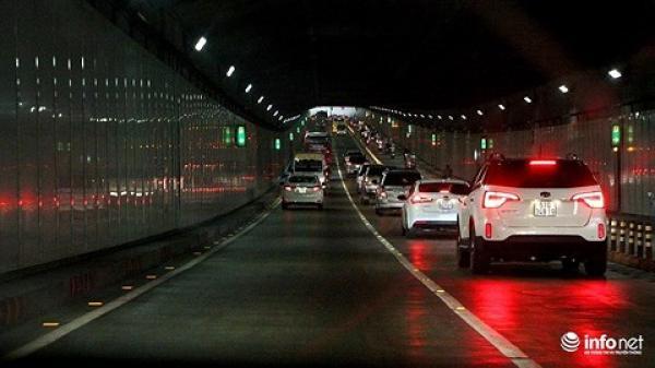Cấm lưu thông qua hầm Thủ Thiêm 2 ngày cuối tuần theo khung giờ để diễn tập cứu nạn