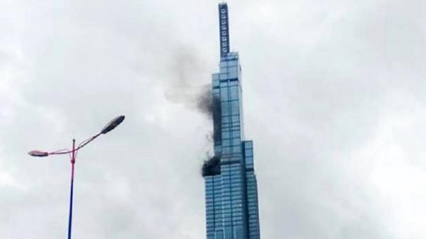 Nguyên nhân gây cháy ở tòa nhà Landmark 81