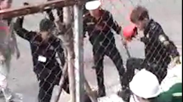 Thông tin SỐC nhóm bảo vệ đánh hội đồng 2 công nhân ở Sài Gòn