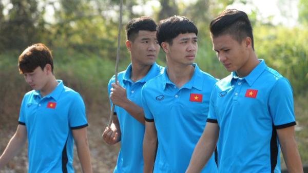 HLV Park Hang-seo tiết lộ lý do U23 Việt Nam thay đổi thói quen trước khi ăn bữa sáng