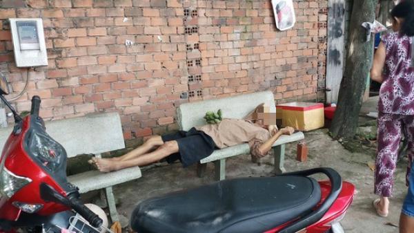 Người đàn ông tử vong bất thường trên ghế đá ở Sài Gòn