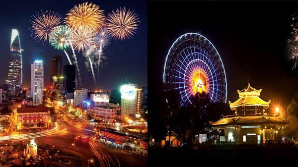 HOT: TP Hồ Chí Minh sẽ có 2 điểm bắn pháo hoa dịp lễ Quốc khánh 2/9