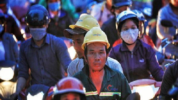 Xe máy có thể bị cấm vào trung tâm Sài Gòn