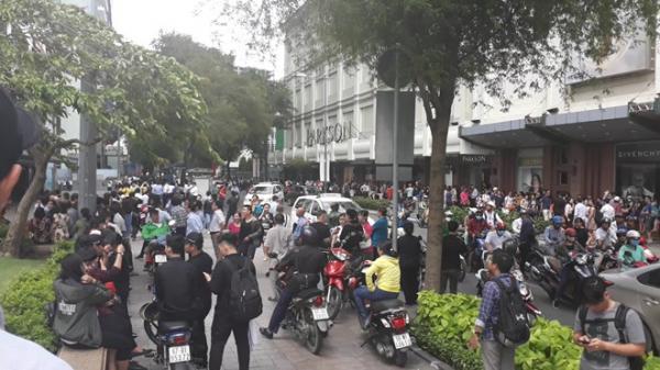 TP.HCM: Hé lộ nguyên nhân gây cháy ở trung tâm thương mại khiến nhiều người tháo chạy