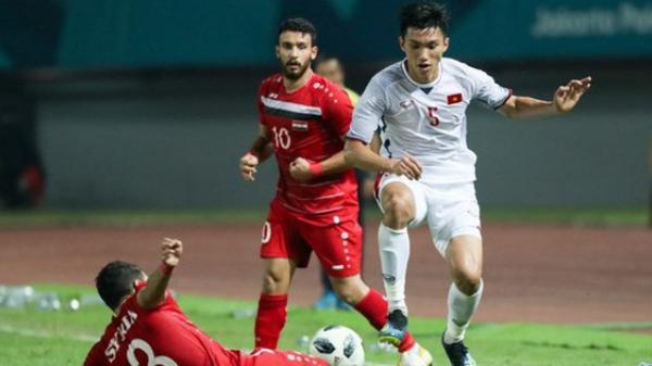 Một ngôi sao Olympic Việt Nam bị treo giò ở trận bán kết gặp Hàn Quốc