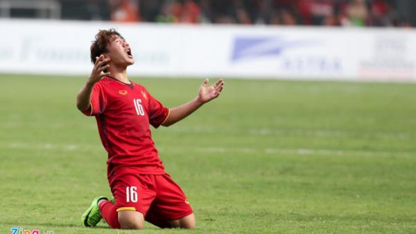 Minh Vương: 'Đối thủ Hàn Quốc quá mạnh, đội đã thi đấu hết sức'
