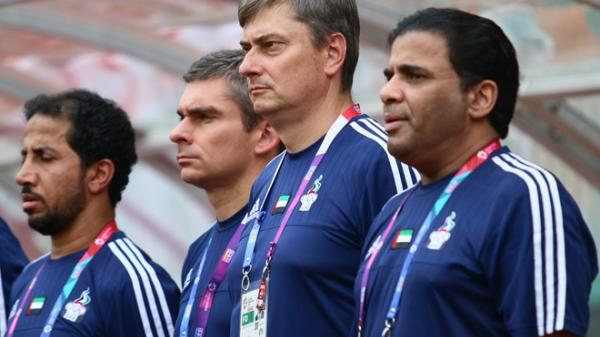 HLV Olympic UAE: 'Chúng tôi không cần đá đẹp với Việt Nam'