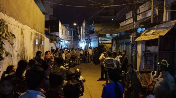 Bắt hai đối tượng giết người phụ nữ, cướp tài sản ở Sài Gòn